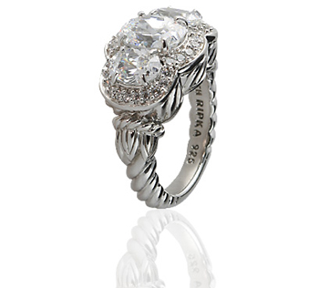 Diamond Ring 2 with Diamond Dazzler Bulb for extra dazzle!