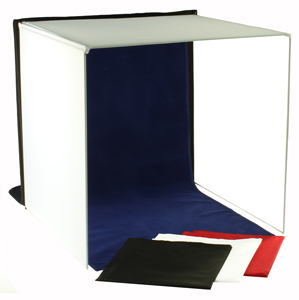 SimplyFoto Square Light Tent