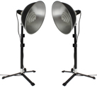 Two Medium Lights Set
