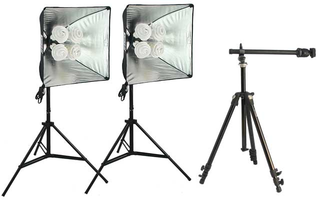 Kuhl Lights and Tripod