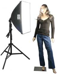 Single softbox